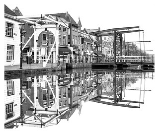 Bridges of Maassluis