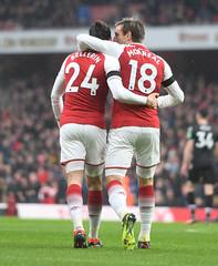 Arsenal v Crystal Palace - Premier League (Stuart MacFarlane) Tags: englishpremierleague sport soccer clubsoccer soccerleague london england unitedkingdom gbr