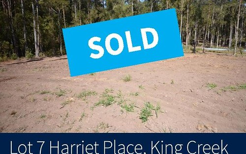 Lot 7 Harriet Place, King Creek NSW