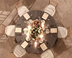 The Patio at Archmere Academy Pictures (jscottcatering) Tags: thepatioatarchmereacademy campliphotography landscape tablesettings centerpiece setup
