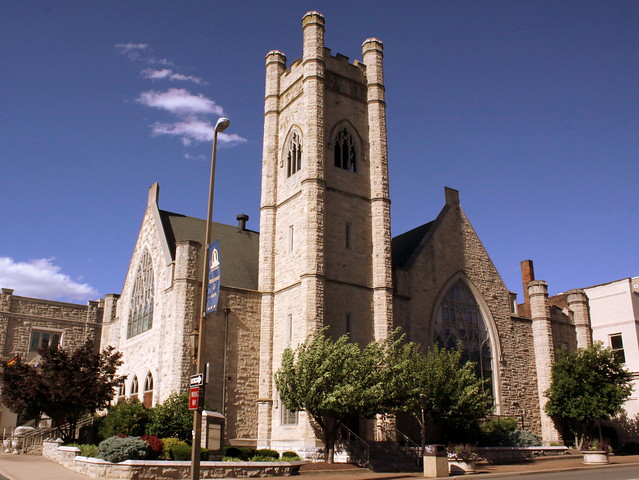 First Presbyterian Church - Harrisonburg, VA