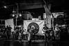Thai Folk Rock Band (Hiro_A) Tags: thailand bangkok asia street streetmusician band folkrock silom monochrome bw blackwhite sony rx100m3