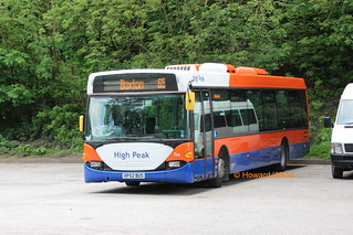 Bowers (High Peak) 728 (HP52 BUS ex YN54 AHG)