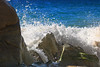 breaking wave (ikarusmedia) Tags: wave water ocean ricks pacific blue cabo san lucas divorce beach baja california sur mexico