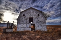 Wide Open (CTfotomagik) Tags: sky field northerncolorado rural decay nikon wideangle pierceco barn farm agriculture weathered