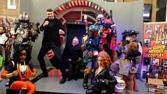 Capital Sci-Fi Con 2018 024 (byronv2) Tags: capitalscificon capitalscificon2018 cornexchange edinburgh edimbourg scotland convention sciencefiction comics scifi sciencefictionconvention comicsconvention cosplay costume msmarvel blackwidow