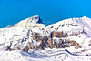 _MG_1005 (begineerphotos) Tags: banffnationalpark mountain snow mountains sunshinevillage alberta canada sky blue white banff agcgwinner