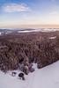 Erzgebirge (jakob.jonscher) Tags: erzgebirge yuneec drohne quadrocopter schnee thalheim tabakstanne tanne wolke sonnenuntergang q500