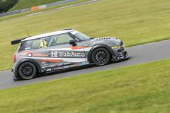 British GT Championship Snetterton 2017 - Mini Championship (Sacha Alleyne) Tags: britishgtchampionship pirelli motorsport racing 2017 race car circuit track minijcw