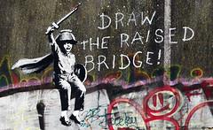 banksy 300 (Birdy.) Tags: banksy graffiti mural gx7 street hull art