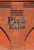 Pich-Halle (Florian Hardwig) Tags: berlin prenzlauerberg schultheissbrauerei schultheiss kulturbrauerei lettering pich picheln brewing brewery