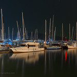 Night at Chalong pier, Phuket, Thailand thumbnail