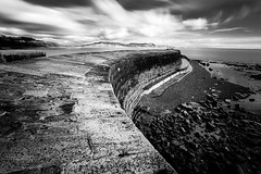 The Cobb (ed027) Tags: ifttt 500px line sea water beach stones contrast sun coast coastline ocean curve beautiful texture view black white seascape stone sunny lines long exposure decay cliff seaside seashore cliffs mono coastal breakwater cobb cliche