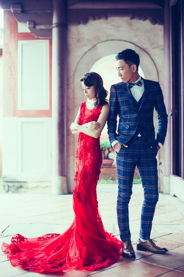 [婚紗] Aiden&Ashley /台南自助婚紗