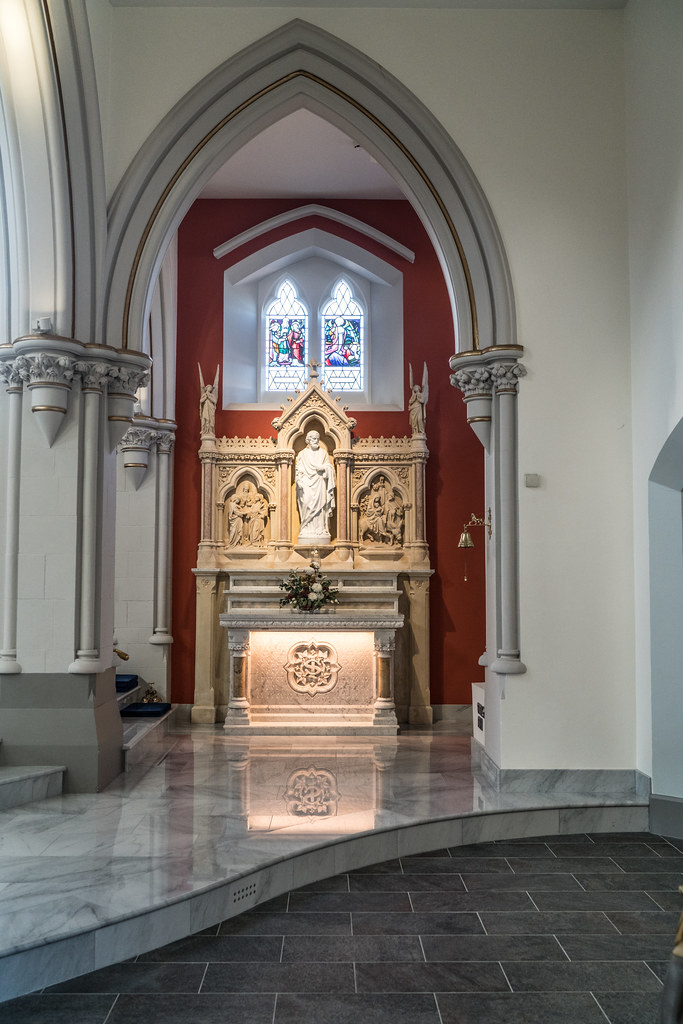 INTERIOR OF HOLY CROSS CHURCH [DUNDRUM JANUARY 2018]-135241