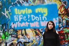 (Kristin Kurtz) Tags: portraits austin atx austintexas texas hopeoutdoorgallery graffitipark seniorphotos luvinmylife doinwhatwewant