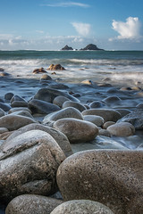 Porth Nanven (Rich Walker75) Tags: cornwall uk beach beaches landscape landscapes landscapephotography ocean sea rock rocks stones stone canon eos100d efs1585mmisusm eos england