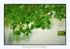 European Holiday (nyomee wallen) Tags: water green