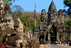 Were The Gods Astronauts? (Negrilli) Tags: negrilli angkor thom bayon cambodia temples faces face scary