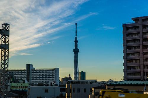 東京天空樹 / Tokyo Skytree