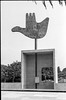 The Open Hand Monument - Capitol Complex, Chandigarh, India. (waex99) Tags: 2017 400iso epson india kodak leica lodhi m6 october patiala punjab summicron tmy travel analog chandigarh film v500 archirtecture corbu lecorbusier concrete beton modernisme modernist
