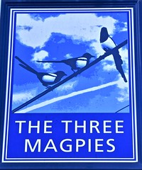 The Three Magpies - Hounslow, Greater London. (garstonian11) Tags: pubs pubsigns hounslow greaterlondon