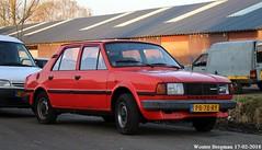 Škoda 120L 1986 (XBXG) Tags: pb78ry škoda 120l 1986 skoda skoda120l skoda120 woerden nederland holland netherlands paysbas tsjechoslowakije československo czechoslovakia tchécoslovaquie vintage old classic car auto automobile voiture ancienne tchèque tsjechië red rood rouge