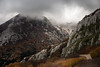 Isolated (Horror_Paradise) Tags: far faraway nebbia fog road mountain walk walking wild sicily madonie