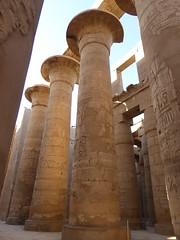 Hypostyle Hall, Karnak (Aidan McRae Thomson) Tags: karnak temple luxor egypt ancient egyptian architecture