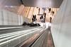 2018_Jan_NZLijn-982 (jonhaywooduk) Tags: subway amsterdam design architecture tunnel rokin vizelgraacht turnstile escalator