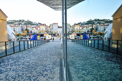 reflections in Castelo Branco (Gail at Large | Image Legacy) Tags: 2017 castelobranco portugal gailatlargecom