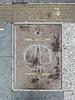 photo - Manhole Cover, San Francisco (Jassy-50) Tags: photo sanfrancisco california street lookdown streetmetal manholecover manhole cover metal ferrybuilding