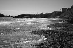 L'almadrava (pepe amestoy) Tags: blackandwhite landscape elcampello spain fujifilm xe1 carl zeiss c biogon 2835 zm t m mount cbiogont2835