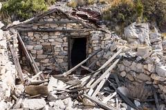 MIne Building (joeqc) Tags: ca california sony rx100ii rx100m2 rx100 rx100mii mnp mojave mojavepreserve national preserve abandoned forgotten oncewashome