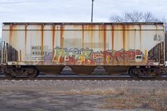 Miles165 Karis (Psychedelic Wardad) Tags: freight graffiti ftwk karis kari miles165 miles