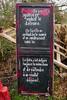 """""""Route des Chicanes"""" sur la zad #NDDL: """"On n'arrête pas le système en voulant le détruire. On l'arrête en arrêtant de le nourrir et en construisant sans lui.""""  +infos=clic> (ValK.) Tags: nddl zad d281 lesplanchettes notredamedeslandes politique valk vinci aeroport lutte resistance routedeschicanes social zoneadefendre france fr"""