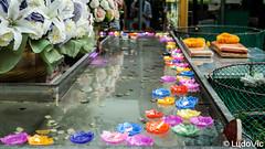 @Wat Hua Lam Phong, Bangkok (Lцdо\/іс) Tags: wat hua lam phong bangkok temple thailande thailand thailandia thai bougie fire lights city citytrip buddha bouddha boudhisme buddhisme lцdоіс