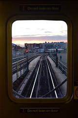 Front View (CrispyBassist) Tags: railroad railway train track transit subway flushingline queens nyc nyct nycta newyorkcity newyork newyorkcitysubway newyorkcitytransit r62 signal