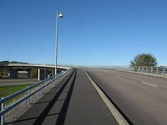 Ny bro, new bridge, Nol, 2012 (biketommy999) Tags: nol västragötaland sverige sweden biketommy biketommy999 2012 bro bridge