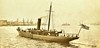 USS Gloucester, Navy gunboat, patrolled New York City harbor during WW-1 May 24, 1917  NARA165-WW-335B-010 (SSAVE over 10 MILLION views THX) Tags: yacht patrolyacht ww1 worldwari