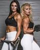 Sonya Deville and Mandy Rose - WWE (sabrebiade) Tags: wwe wwedivas wwewrestling wwewomen fit fitness muscle wrestling femalewrestling womenswrestling sexy hot beautiful