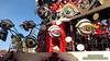 P1430920 (bebsantandrea) Tags: viareggio carnevale lungomare versilia carri maschere corso 11 febbraio 2018 balli gruppi coreografie concorso ironia satira politica giganti sfilata parata miss italia alice rachele arlanch costumi festa persone