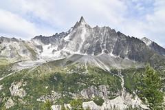 HOME - Les Drus (delphinevacelet) Tags: mountains montagnes landscape paysage peak pic sommet roches rocks alps alpes hautesavoie lesdrus france