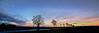 magic dusk (++sepp++) Tags: alley allee landschaft landscape landschaftsfotografie sonnenuntergang dusk bayern bavaria deutschland germany graben panorama