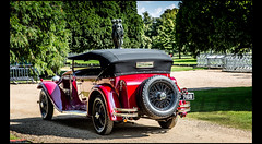 Lancia Dilambda by Viotti (1929) (Laurent DUCHENE) Tags: concoursofelegance hamptoncourtpalace 2017 car automobile automobiles lancia dilambda viotti