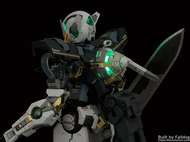 PG Exia - GN Mounted 2 by Judson Weinsheimer