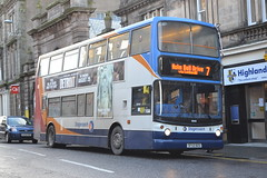 Stagecoach Highlands 18000 SF53BZG (Will Swain) Tags: inverness 24th november 2017 bus buses transport travel uk britain vehicle vehicles county country scotland scottish north city centre stagecoach highlands 18000 sf53bzg fife