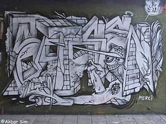 Den Haag Graffiti STEEN (Akbar Sim) Tags: denhaag thehague agga holland nederland netherlands graffiti binckhorst akbarsim akbarsimonse steen