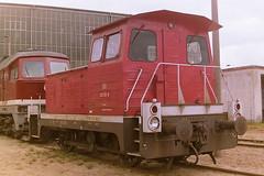 DB 312112-6 (bobbyblack51) Tags: db class 312 dr 102 lkm b diesel shunter 3121126 1021120 raw neustrelitz 2001