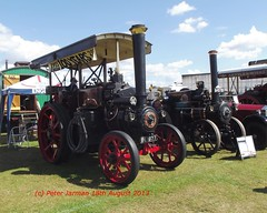 BE 1877 (Peter Jarman 43119) Tags: lincolnshire steam rally 2013